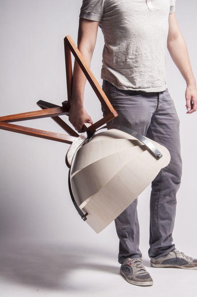 Michiel van Gageldonk | Globe chair   #design