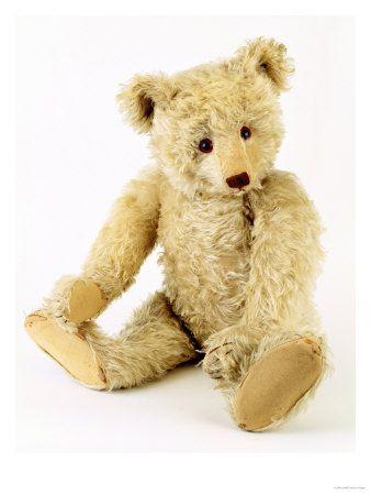 antique steiff teddy bear