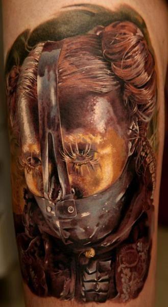 Dmitriy Samohin | Festiwal tatuażu Cropp Tattoo Konwent