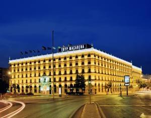 Booking.com: Tryp Sevilla Macarena Hotel, Sevilla, España - 684 Comentarios. ¡Reserva ahora tu hotel!