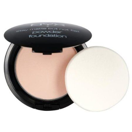 NYX...Best Drugstore Powder Foundations