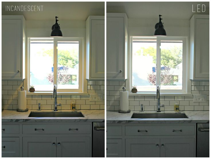 Wall Sconces Over Kitchen Sink : 18 best images about LED Light Bulbs on Pinterest Bulbs, LED and Hardware