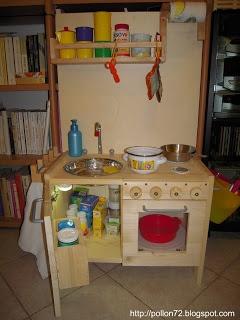 Oltre 20 migliori idee su Cucine giocattolo su Pinterest | Cucina ...