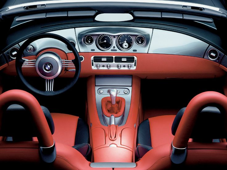 Collection Of Car Interior UX Images