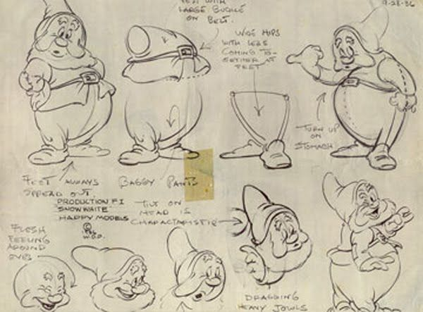 """""""Snow White and the Seven Dwarfs"""" 