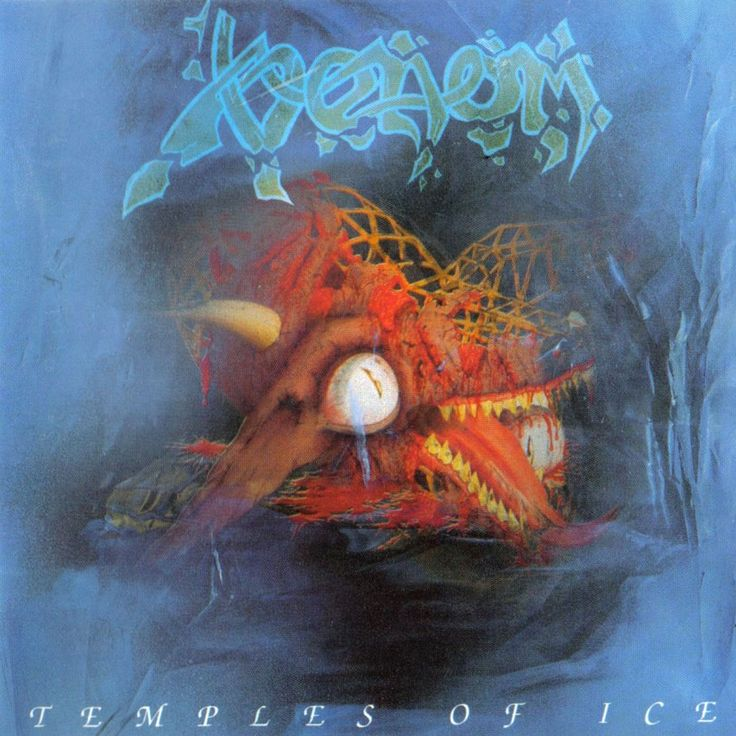 Venom - Temples of Ice (full album)