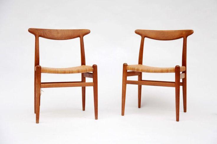 Wegner, W2 chairs