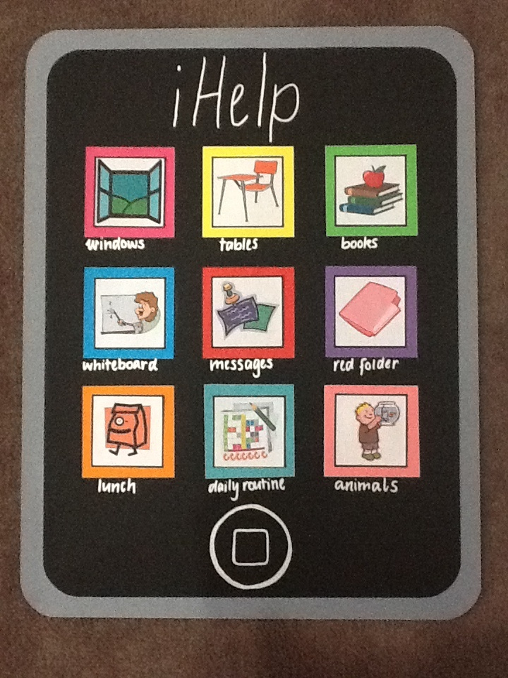 Classroom Job Ideas For 4th Grade ~ Ihelp classroom job chart could definitely see using
