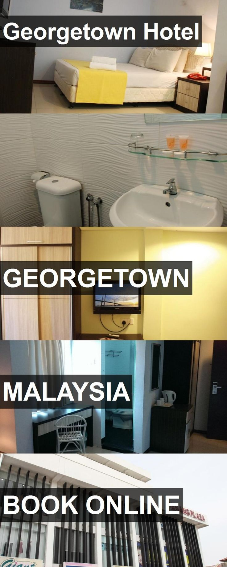 Hotel Georgetown Hotel in Georgetown, Malaysia. For more information, photos, reviews and best prices please follow the link. #Malaysia #Georgetown #hotel #travel #vacation