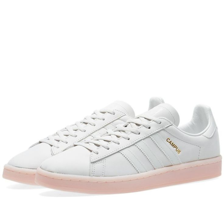 adidas Originals celebrates its most raw and authentic classic icon this season, the Campus silhouette and its brave, bold and street ready attitude. Since its introduction in 1978 this style has been coveted both on and off the court. Today, this sneaker style continues to embody its original raw, authentic and straightforward attitude, re-imagined with a new relevancy. These Women's shoes are a premium remake of the legendary trainer, showing off soft leather uppers, they feature a…