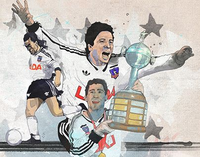 """Check out new work on my @Behance portfolio: """"Colo Colo - Under Armour"""" http://be.net/gallery/32282077/Colo-Colo-Under-Armour"""