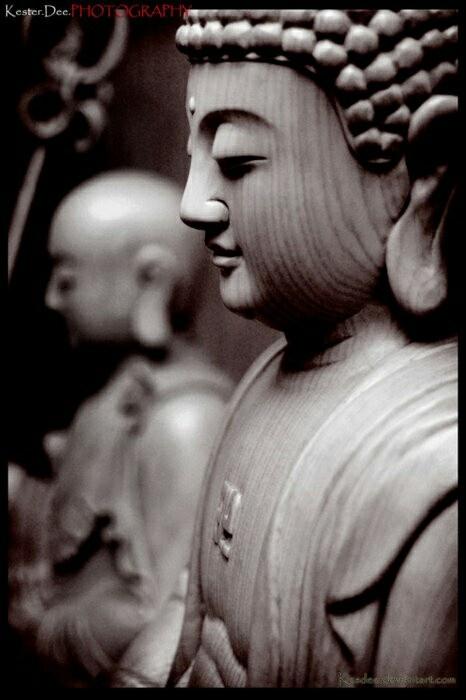 Feng Shui Helpful People - buddha