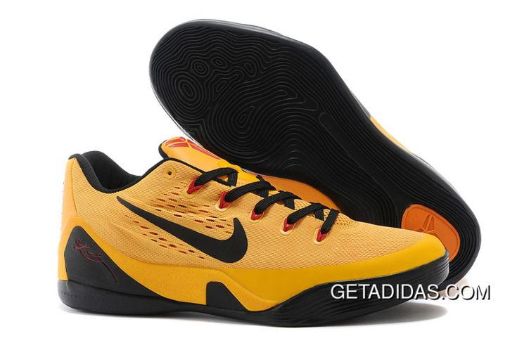 https://www.getadidas.com/kobe-9-ix-yellow-red-black-topdeals.html KOBE 9 IX YELLOW RED BLACK TOPDEALS Only $87.10 , Free Shipping!