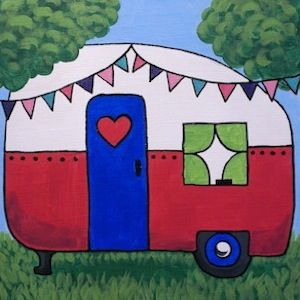 Happy Camper - Pattern Pack