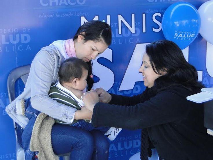 #Salud recuerda que está disponible la vacuna antigripal para grupos de riesgo - Diario Chaco: Salud recuerda que está disponible la vacuna…