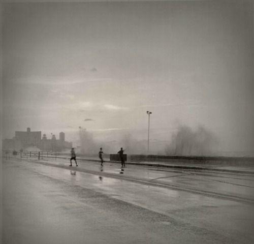 Alexey Titarenko (b.1962, Russia) - City Of Shadows | Untitled (Crowd 3) (1992