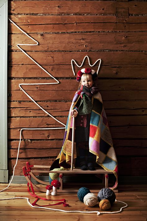 styled by Susanna Vento #knitting #crochet