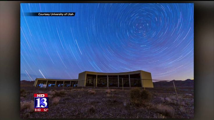 """DELTA, Utah -- The Bureau of Land Management wants feedback from the public on a proposal that would quadruple the size of an international scientific study happening near Delta.  Using clusters of telescopes and surface detectors on the ground, researchers from the University of Utah and around the world are studying cosmic rays, particularly a phenomenon called the """"Oh-My-God Particle."""""""