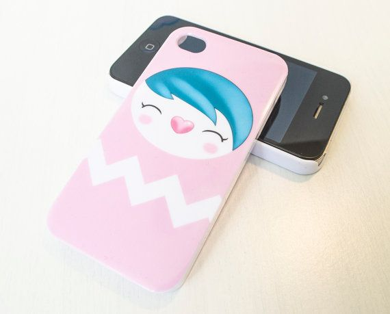 Datchi Pink  Hard Art Case for iPhone 4/4S and by TomoIsland, £10.00