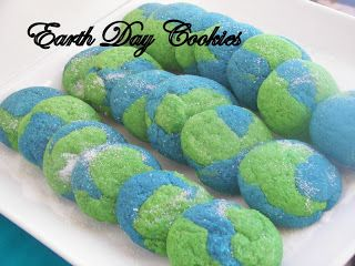 Preschool Crafts for Kids*: Earth Day Cookies Recipe