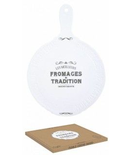 #Deskanasery okrągła Fromages Tradition