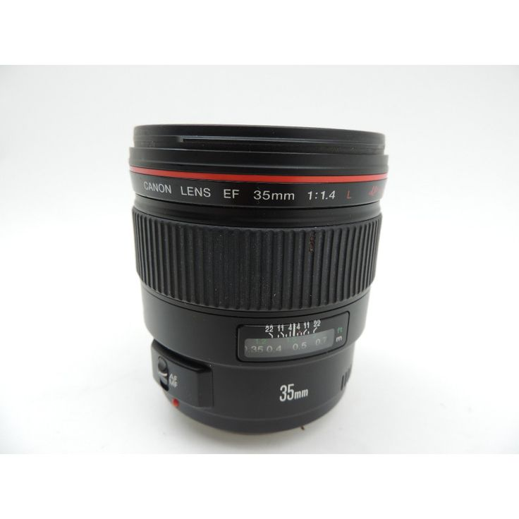 Canon Ultrasonic EF 35mm f/1.4L 1:1.4 USM Wide Angle Lens Canon SLR Cameras