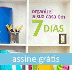 Montando um cronograma semanal de limpeza doméstica | Vida Organizada