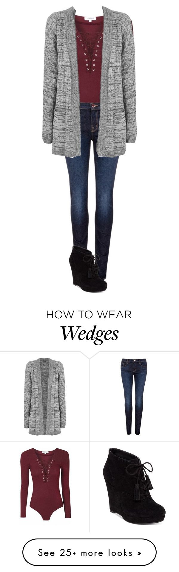 """For my sister"" by broken-scene-queen on Polyvore featuring J Brand, Jessica Simpson and WearAll"