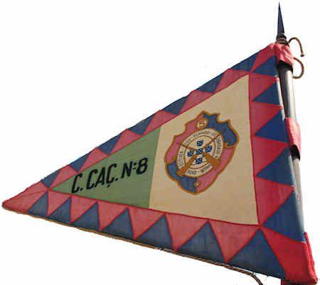 Companhia de Caçadores 8 Índia 1961/1962