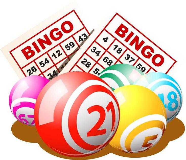 Bingo clipart 2
