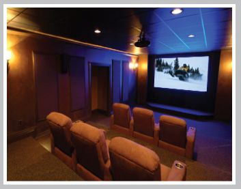 115 Best HOME THEATRE Images On Pinterest | Movie Rooms, Cinema Room And  Architecture