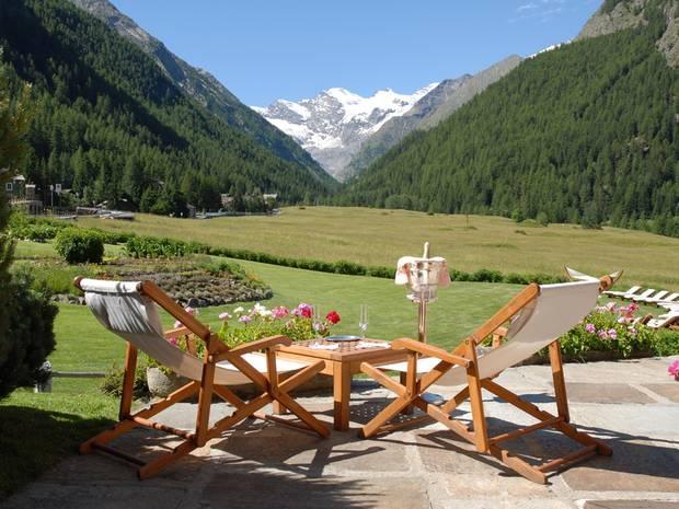 Italy's Aosta Valley