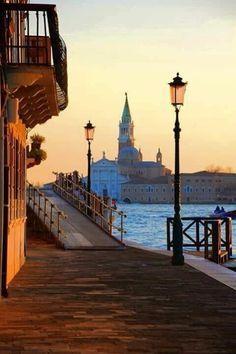 Venice - Veneto, Italy Pinterest/dogaucak ✨