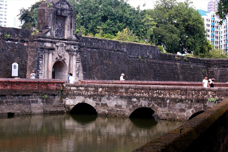 Fort Santiago: Immortal Defense Fortress of Historical Conquests in the Philippines