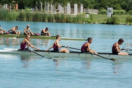 Royal Canadian Henley Regatta...held every summer...Google Image Result for http://stcatharines.cityguide.ca/henley_men.jpg