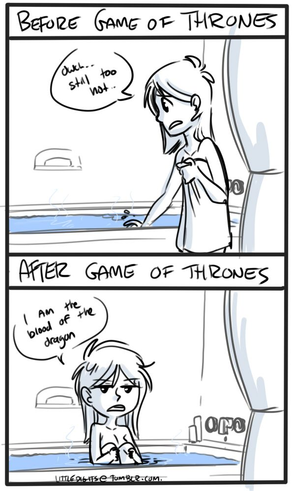 Before Game of Thrones vs. After Game of Thrones
