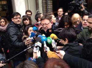 Ximo Puig: Hui és un dia molt important per a la Comunitat Valenciana perquè hem obert el PSPV a la societat