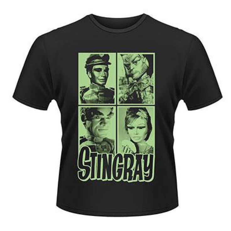 Stingray Mug Shots Officially New Licensed Various Sizes T-Shirt GET IT HERE http://ebay.eu/24w2GE1