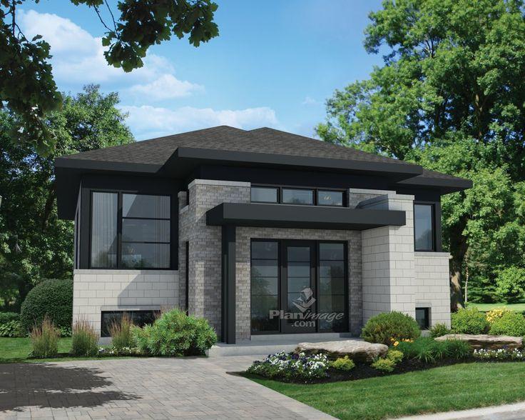 117 best Plan maison images on Pinterest Modern homes, Modern