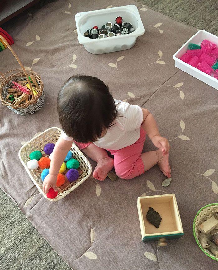 Como ya os he hablado en otros post sobre juego para los más pequeños es bueno que este sea un juego libre , para que el pequeño pued...