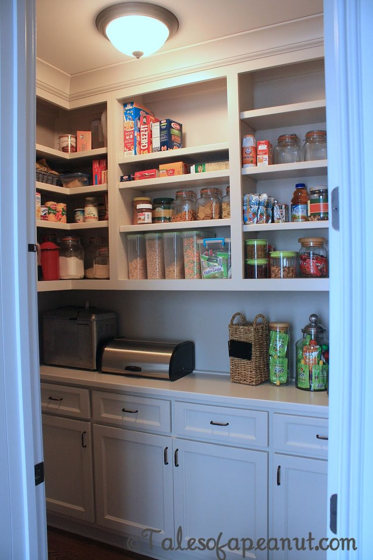 Building a Home – Pantry | Tales Of A Peanut