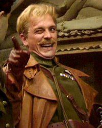 """""""Treat your kite like you treat your woman... get inside her five times a day, and take her to heaven and back!"""" - Lord Flashheart (Rik Mayall)"""