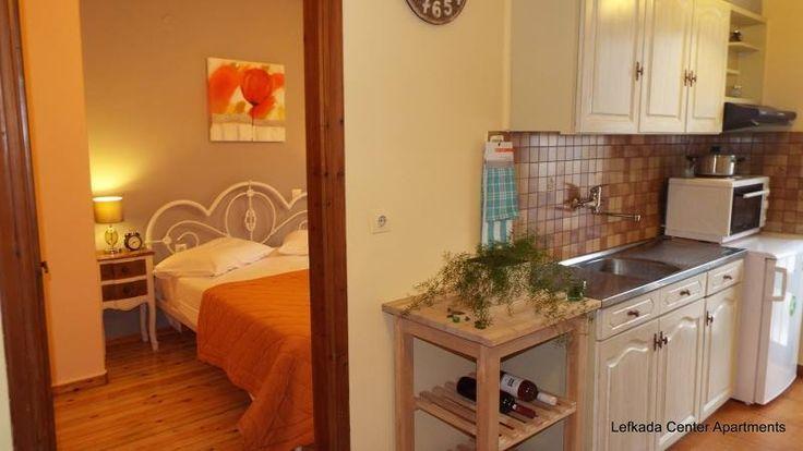 Lefkada Center Apartments Proper Design. Smartly Priced!
