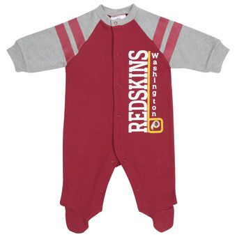 Baby Washington Redskins Apparel - Redskin Football Gear for ...