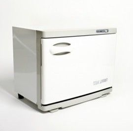 Hot Towel Cabinet Available from ViVi Therapy, Victoria, BC.  www.vivitherapy.com