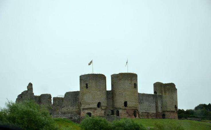 Rhuddlan Castle - Rhuddlan, Wales