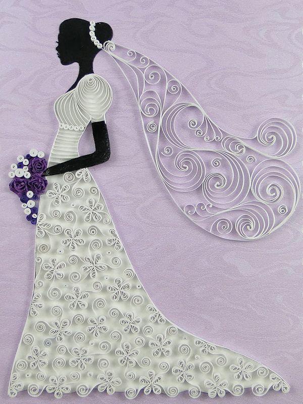 Esküvői meghívók, ékszerek, dekorációk, quilling technikával - Art-Export webáruház