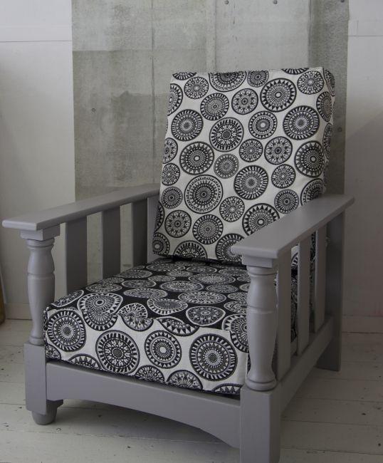 25 beste idee n over stofferen van stoelen op pinterest gestoffeerde stoelen gooien - Stoel nieuwe kunst ...