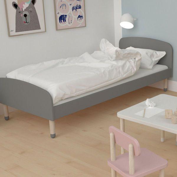 Flexa Play Kinderbett 200 Grau Kinderbett Kinder Bett Bett
