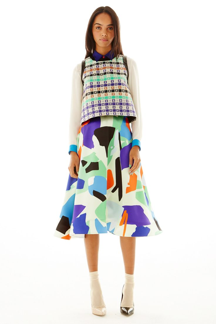 Novis Fall 2015 Ready-to-Wear - Collection - Gallery - Style.com